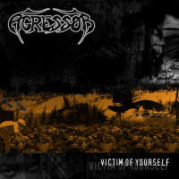 Agressor (Bra) - Victim of Yourself - CD