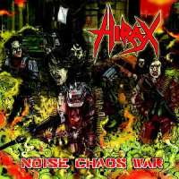 Hirax (USA) - Noise Chaos War - CD