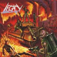 Legacy (Col)  - Metallic Assault - CD