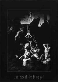 Inferius Torment (Rus) - ...on the eyes of dying god - DVDr with pro cover