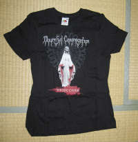 Mournful Congregation (Aus) - Suicide Choir(Girly S) - T-Shirts