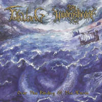 Folkvang (Blr) / Wodensthrone (UK) - Over the Binding of the Waves - CD