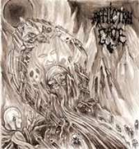 Affliction Gate (Fra) - Severance (Dead to This World) - CD with paper sleeve