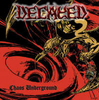 Decayed (Prt) - Chaos Underground - CD