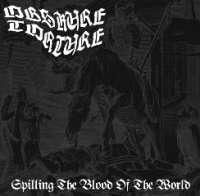 Obskure Torture (Den) - Spilling The Blood Of The World - CD