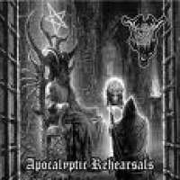 Black Angel (Per) - Apocalyptic Rehearsals - CD
