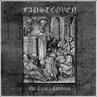 Faustcoven (Nor) - The Priest's Command - CD