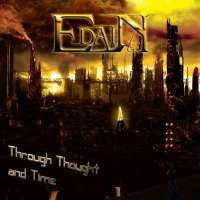 Edain (Cze) - Through Thought and Time - CD