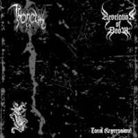 Throneum (Pol) / Revelation of Doom (Pol) - Total Regression - CD