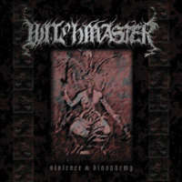 Witchmaster (Pol) - Violence and Blasphemy - CD