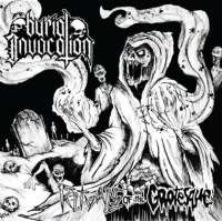 Burial Invocation (Tur) - Rituals of the Grotesque - 12""
