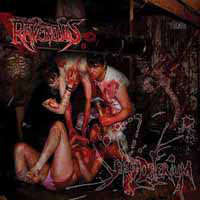 The Ravenous (USA) - Blood Delirium - CD
