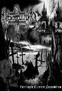 Necroccultus (Mex) - Encircling the Mysterious Necrorevelation - pro tape