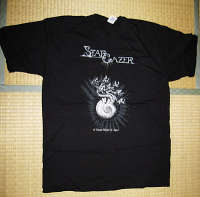 Stargazer (Aus) - A Great Work Of Ages(M size) - T-Shirts