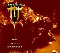 Tristitia (Swe) - One With Darkness - CD
