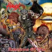 Hirax (USA) - Assassins of War - CD