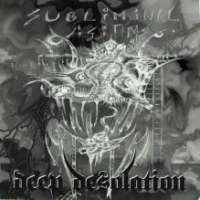 Deep Desolation (Pol) - Subliminal Visions - CD