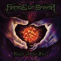 Faces of Bayon (USA) - Heart of the Fire - digi-CD