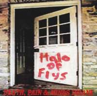 Halo of Flys (USA) - Death, Pain & Minds Insane - CD