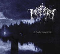 Profetus (Fin) - To Open the Passages in Dusk - digi-CD