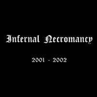 Infernal Necromancy (Jpn) - 2001-2002 - CD