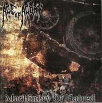 Age of Agony (Hun) - Machinery of Hatred - CD