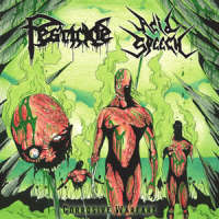 Acid Speech (Bra) / Pesticide (Bra) - Corrosive Warfare - CD