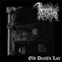 Throneum (Pol) - Old Death's Lair - digi-CD