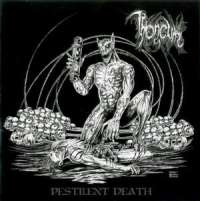 Throneum (Pol) - Pestilent Death - digi-CD