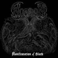 Nominon (Swe) - Manifestation of Black - 7""
