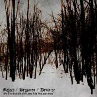 Deviator (Ukr) / Begotten (Ukr) / Moloch (Ukr) - On the Stub of Fate New Life Will Not Grow - CD