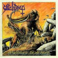 Witchtrap (Col) - Vengeance Is My Name - CD