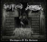 Deception (Pol) / Demonic Slaughter (Pol) - Worshippers of the Darkness - digi-CD