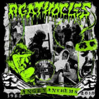 Agathocles (Bel) - Angry Anthems - CD with slim case