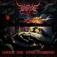 Blood Fiend (Arg) - Under the Evil Command - CD