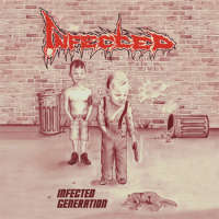 Infected (Ukr) - Infected Generation - CD