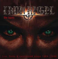 Iron Angel (Ger) - The Tapes - CD