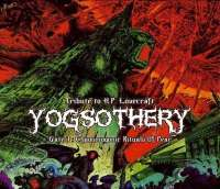 V/A - Tribute to H.P. Lovecraft - Yogsothery - Gate 1: Chaosmogonic Rituals of Fear - CD with slip case