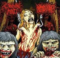 Carnivore Mind (Bra) / Hipermenorrea (Mex) - split - CD