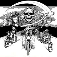 Speedwolf (USA) - Ride with Death - CD