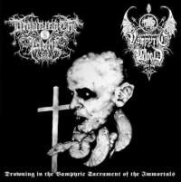 Drowning the Light (Aus) / Vampyric Blood (Fin) - Drowning in the Vampyric Sacrament of the Immortals - CD