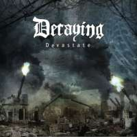 Decaying (Fin) - Devastate - CD