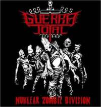 Guerra Total (Col) - Nuklear Zombie Division - CD
