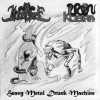 Witchcurse (Grc) / Iron Kobra (Ger) - Heavy Metal Drunk Machine - CD
