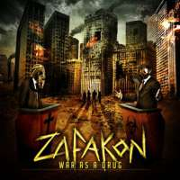 Zafakon (PRi) - War as a Drug - digi-CD