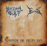Nocturnal Vomit (Grc) / Empheris (Pol) - Summoning the Fallen Ones - 7""