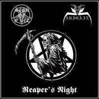 Abigail (Jpn) / Sign of Evil (Ita) - Reaper's Night - CD