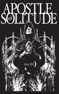 Apostle of Solitude (USA) - demo 2012 - pro tape