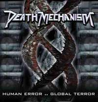 Death Mechanism (Ita) - Human Error .. Global Terror - CD