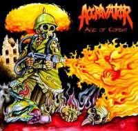Aggravator (USA) - Age of Combat - CD